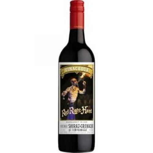 Vinaceous Red Right Hand Shiraz Grenache Tempranillo, 2018 WA